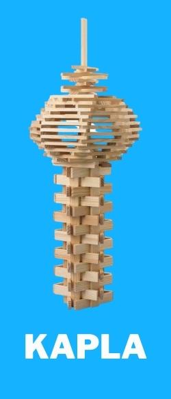 KAPLA Toren