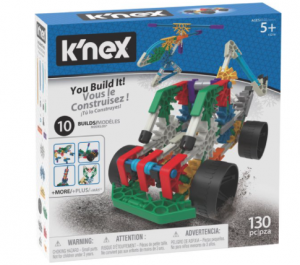 K'NEX You build it bouwset
