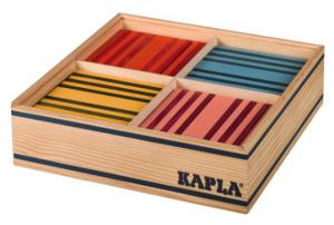 KAPLA Kleur - 100 Plankjes - Multi