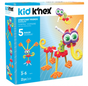 Kid K'NEX - Stretchin Pals - Bouwset