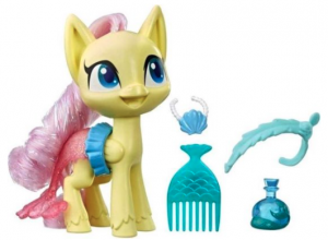 My Little Pony Fluttershy Mermaid