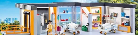 Playmobil ziekenhuizen