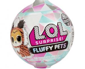 Fluffy Pets - Winter Disco Series A